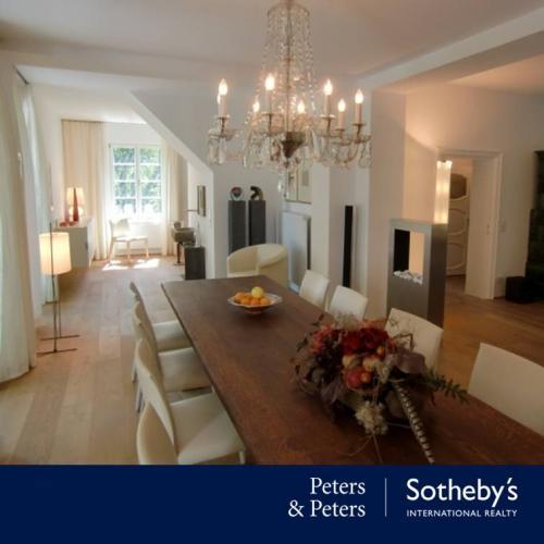 Peters Esszimmer | Haus In Wiesbaden Schlangenbad 17 Jahrhundert Meets Moderne